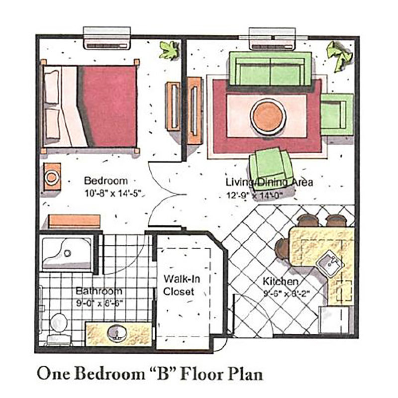 One Bedroom Grand